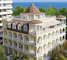 Гостиница Вилла Парк Чаир