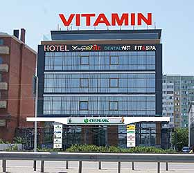 Гостиница Витамин
