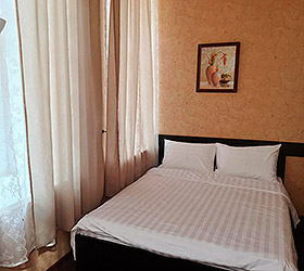 Гостиница Севен Хиллс на Лубянке