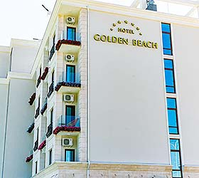 Гостиница Голден Бич
