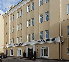 Гостиница Радио Отель