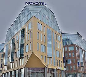 Hotel Novotel Arkhangelsk