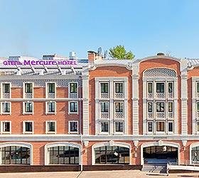 Mercure Nizhny Novgorod Center