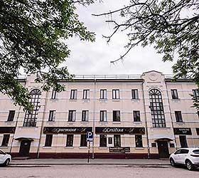 Гостиница Кристина-А
