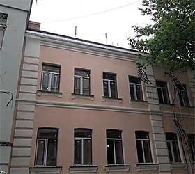 Гостиница Кустос Петровский Отель