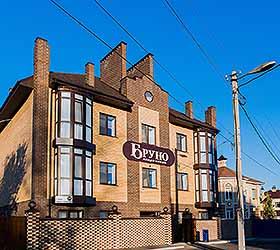 Гостиница Бруно