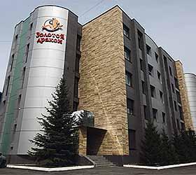 Гостиница Золотой Дракон