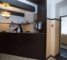 Гостиница Шертон