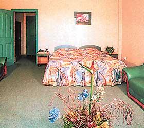 Гостиница Командор