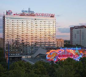 Корстон Клуб Отель Москва