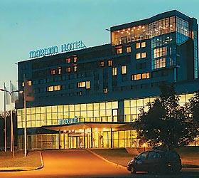 Гостиница Белевю Парк Отель Рига
