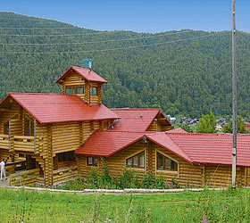 Гостиница Байкальские Терема