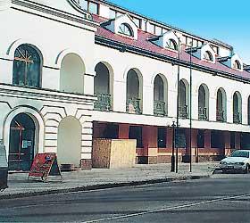 Гостиница Галерея