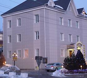 Hotel Pyramid-Hotel