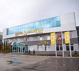 Hotel Marton Olimpic (former Guest House Olimpic)