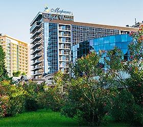 Гостиница Маринс Парк Отель Сочи