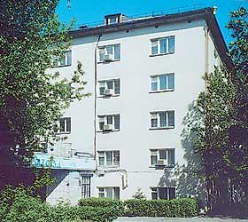 Гостиница Регина на Кирпичникова