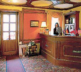 Гостиница Дварас-Манор Хаус
