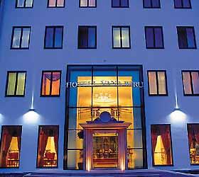Гостиница Балтик Отель Вана Виру