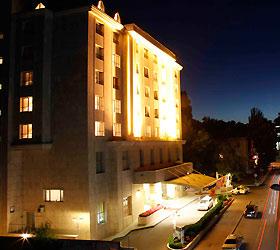 Гостиница Леогранд Отель и Конвеншн Центр
