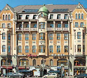 Гостиница Достоевский