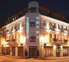 Hotel Quality Barbacan Palace