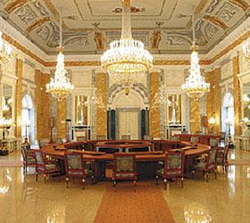 Мраморный дворец НООС Руководителю.
