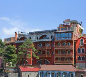 Гостиница Копала