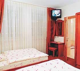 Гостиница Северин