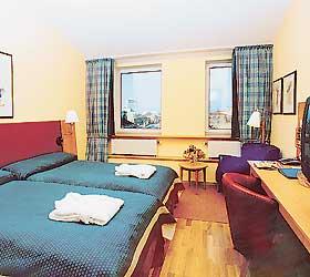 Гостиница Скандик Отель Неринга