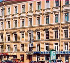 Гостиница Ринальди на Московском I