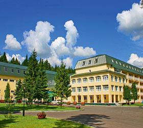 Гостиница Атлас Парк-Отель (Судаково)