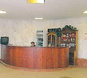 Гостиница Грумант