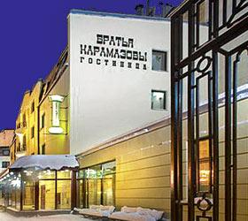 Гостиница Братья Карамазовы Мини-отель