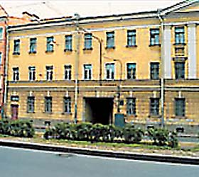 Hotel Rinaldi on the Vasilyevsky Island Mini-hotel