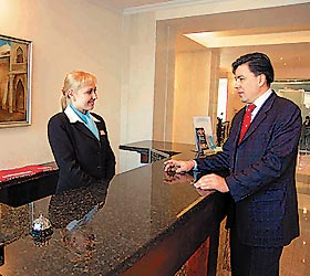 Hotel Cosmonaut