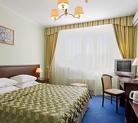 Гостиница Салют