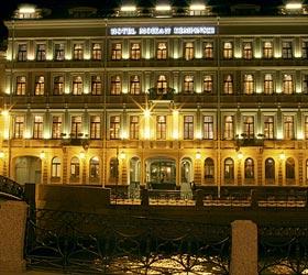 Гостиница Кемпински Мойка 22 Санкт-Петербург