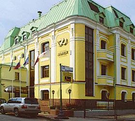 Hotel Hotel na Kazachyem