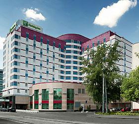 Гостиница Холидей Инн Москва Лесная