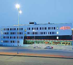 Гостиница Сити Отель Портус