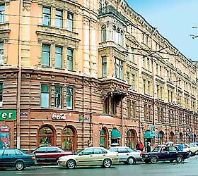 Hotel Filippov-Hotel on Vosstaniya
