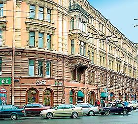 Гостиница Филиппов-Отель на Восстания