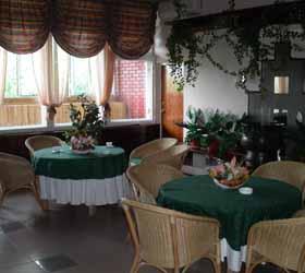 Гостиница Заречье