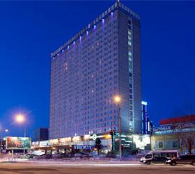 Гостиница Маринс Парк Отель Новосибирск