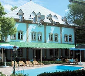 Hotel Grand Orzu