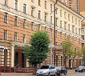 Гостиница Оксана