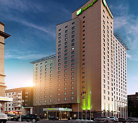 Hotel Holiday Inn Moscow Suschevsky