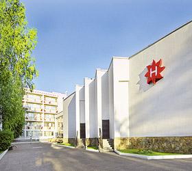 Hotel HELIOPARK Thalasso
