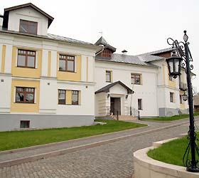 Гостиница Пушкарская Слобода